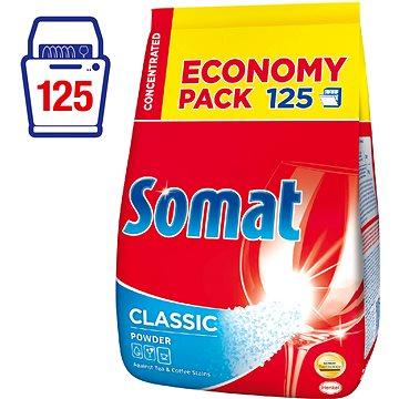 Prášek do myčky SOMAT Classic Powder 2,5 kg (9000101028164) + ZDARMA Čistič myčky SOMAT Čistič myčky 1ks (při plné myčce)