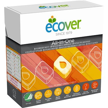 ECOVER All in One 25 ks (5412533416602)