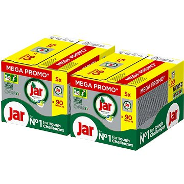 JAR Platinum All in 1 MEGABOX 180 ks