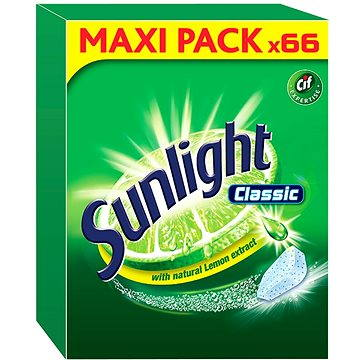 Tablety do myčky SUNLIGHT Classic (66 ks) (8710908671869)