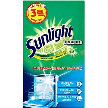 Čistič myčky SUNLIGHT Čistič myčky 3 x 40 g (8710908666889)