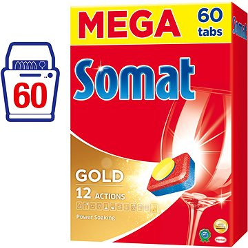 Tablety do myčky SOMAT Gold 60 ks (9000101020441)