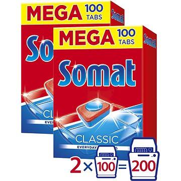 SOMAT Classic MEGA 2× 100 ks