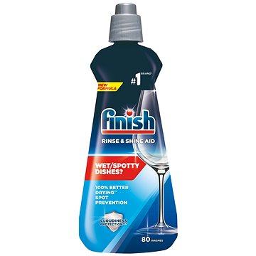 Leštidlo FINISH Leštidlo Shine&Protect Regular 400 ml (8592326010389) + ZDARMA Houbička SPONTEX 2 Marathon houbička na nádobí