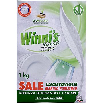 Sůl do myčky WINNI´S Sale 1 Kg (8002295060297)