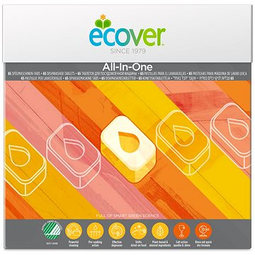 ECOVER All in One 65 ks (5412533416626)