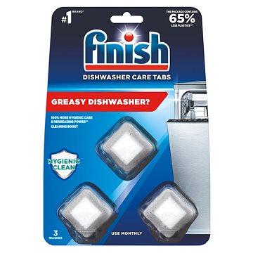 FINISH Kapsle na čištění myčky 3 ks (5900627073003)