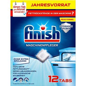 FINISH Kapsle na čištění myčky 12 ks (4002448132851)