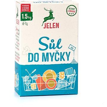 JELEN sůl do myčky 1,5 kg (8596422551067)