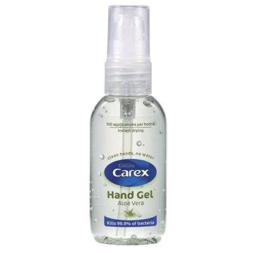 Carex Aloe Vera Antibakteriální gel 50 ml