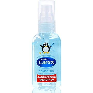 Carex Splash Antibakteriální gel 50 ml