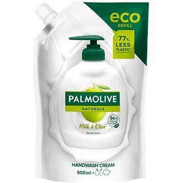 Tekuté mýdlo PALMOLIVE Naturals Olive Milk - náhr. náplň 500 ml (8003520039545)