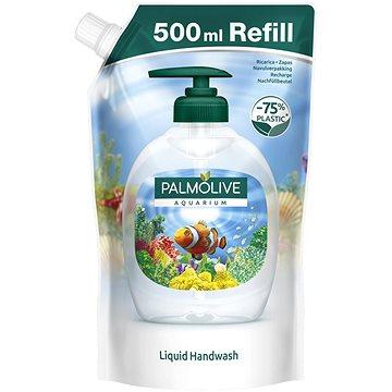 Tekuté mýdlo PALMOLIVE Naturals Aquarium & Florals - náhr. náplň 500 ml (8714789510309)