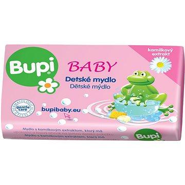 Tuhé mýdlo BUPI Baby Dětské mýdlo s heřmánkovým extraktem 100 g (8585000755126)