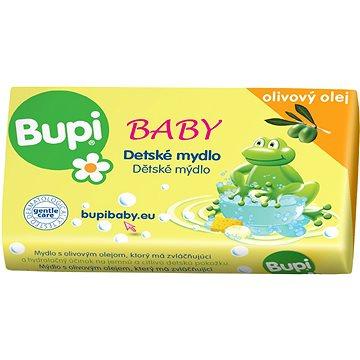 Tuhé mýdlo BUPI Baby Dětské mýdlo s olivovým olejem 100 g (8585000755164)