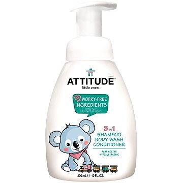 Tekuté mýdlo ATTITUDE Dětské mýdlo s vůní hruškové šťávy 300 ml (626232466003)