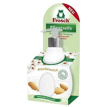 Tekuté mýdlo FROSCH EKO Tekuté mýdlo Mandlové mléko - dávkovač 300 ml (4001499196959)