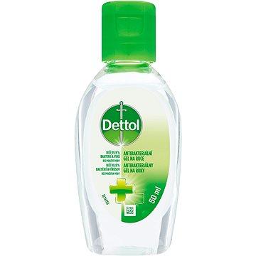 Antibakteriální gel DETTOL Antibakteriální gel na ruce 50 ml (8592326007815)