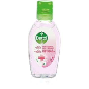 Antibakteriální gel DETTOL Antibakteriální gel na ruce s heřmánkem 50 ml (8592326010549)