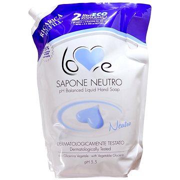 LOVE Sapone Cremoso Neutro Ricarica 2000 ml (8002295081513)