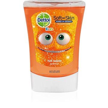 Tekuté mýdlo DETTOL Kids Náplň do bezdot. dávkovače mýdla Bavič 250 ml (5997321781242)