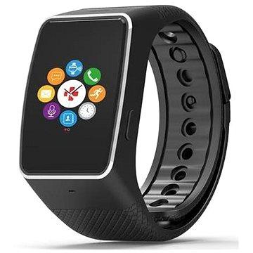 Chytré hodinky MyKronoz ZeWatch4 HR Black (KRZEWATCH4HR BLACKH)