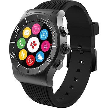Chytré hodinky MyKronoz ZeSport Black (KRZESPORT - BLACK/BL)