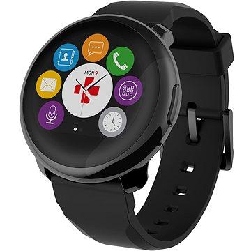Chytré hodinky MyKronoz ZeRound Black (KRZEROUND - BLACK/BL)