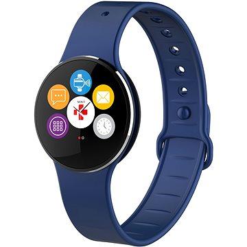 Chytré hodinky MyKronoz ZeCircle2 Blue (KRZECIRCLE2-BLUE)
