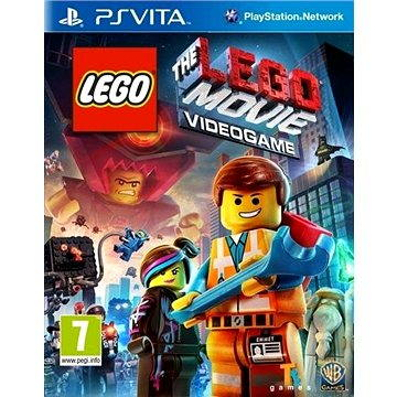 PS Vita - LEGO Movie Videogame (5051892159869)