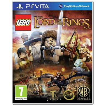 PS Vita - LEGO The Lord Of The Rings (5051892116282)