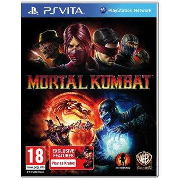 PS Vita - Mortal Kombat Ultra (5051892084437)