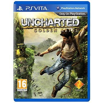 PS Vita - Uncharted: Golden Abyss (PS719201229)
