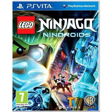 PS Vita - LEGO Ninjago: Nindroids (5051892173001)