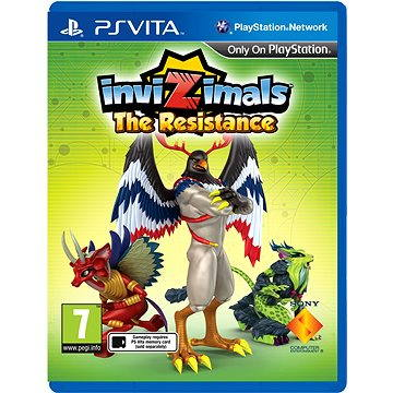 PS Vita - Invizimals: Resistance (PS719805519 )
