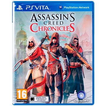 PS Vita - Assassins Creed Chronicles CZ
