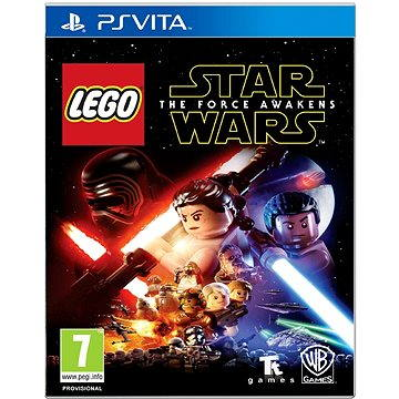 PS Vita - LEGO Star Wars: The Force Awakens