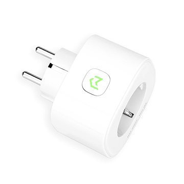 Meross 1 Pack White WIFI Smart Plug With Energy Monitor (MSS310(EU) )