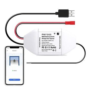 Meross Smart Wi-Fi Garage Door Opener (MSG100 )