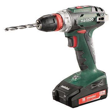 Metabo BS 18 Quick 2x2Ah (602217950)
