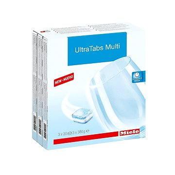 Tablety do myčky Miele Tablety do myček nádobí UltraTabs Multi (10245620)