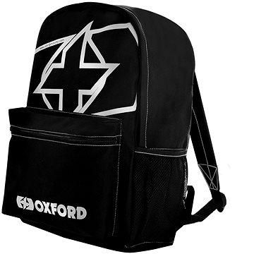 OXFORD batoh X-Rider, (černý/reflexní, objem 15l) (M006-174)
