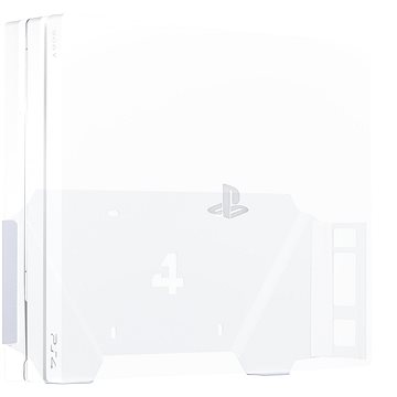 4mount – Wall Mount for PlayStation 4 Pro White(5907813300875)