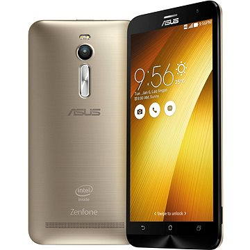 ASUS ZenFone 2 ZE551ML 64GB Sheer Gold Dual SIM (90AZ00A4-M00540 / 90AZ00A4-M00570)