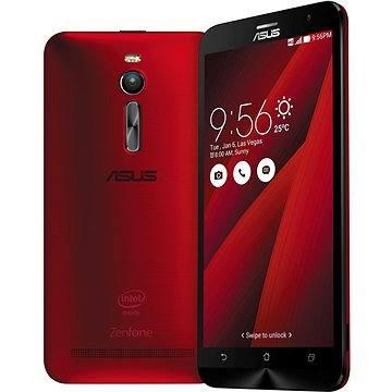 ASUS ZenFone 2 ZE551ML 64GB Glamor Red Dual SIM (90AZ00A3-M05050 / 90AZ00A3-M05060)