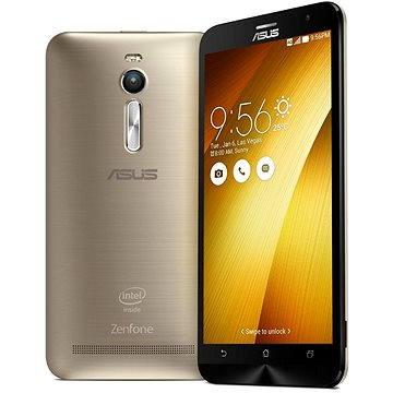 ASUS ZenFone 2 ZE551ML 32GB Sheer Gold Dual SIM (90AZ00A4-M04120)