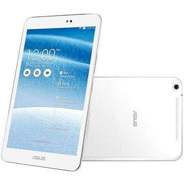 ASUS MeMO Pad 8 (ME581CL) 16GB LTE bílý (ME581CL-1B033A) + ZDARMA Digitální předplatné Interview - SK - Roční předplatné Digitální předplatné Týden - roční