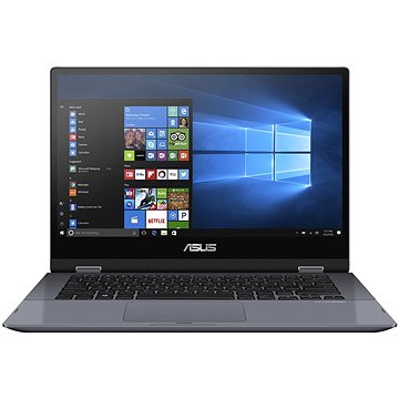 ASUS Vivobook Flip 14 TP412UA-EC141T Star Gray (TP412UA-EC141T)