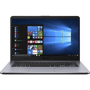 ASUS VivoBook 15 X505BA-EJ203T Matt Dark Grey (X505BA-EJ203T)