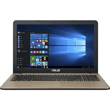 ASUS X540LA-XX265D Fekete